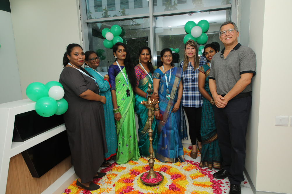 BIS DLF FACILITY INAUGURATION